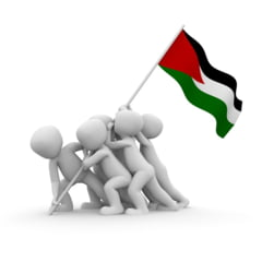 Ambasada Palestinei: Disputa interna intre Guvern si presedinte nu transmite o pozitie clara
