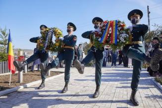 "Ambasada Romaniei in Republica Moldova reactioneaza la acuzatiile Ambasadei Federatiei Ruse: ""Transformarea memoriei militarilor cazuti la datorie in tema electorala este o expresie de cinism"""