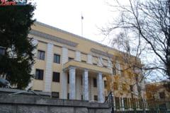 Ambasada Rusiei la Bucuresti reactioneaza in scandalul expulzarilor vorbind de nebunie colectiva