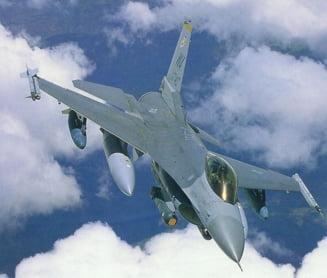 Ambasada SUA: Achizitia avioanelor F-16, un pas spre modernizarea Armatei romane