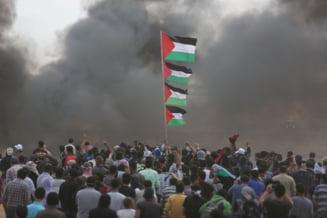 "Ambasada SUA a fost mutata la Ierusalim: Netanyahu vede ""o zi glorioasa"", in timp ce protestele palestinienilor au fost inabusite in sange"