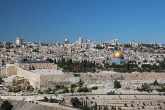Ambasada SUA in Israel ar putea fi mutata la Ierusalim in luna mai