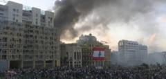 Ambasada SUA in Liban a postat pe Twitter un mesaj de sprijin in favoarea protestatarilor