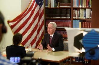 Ambasada SUA in Romania, despre cazul Kovesi: Aceste actiuni par sa aiba forma unei hartuiri judiciare
