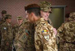 Ambasada SUA la Bucuresti transmite insanatosire grabnica militarilor romani raniti in Afganistan: Ne onoreaza sprijinul loial si angajamentul Romaniei in misiunile militare
