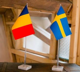 Ambasada Suediei da o lectie de presa Antenei 3: E trist cat de usor se raspandesc stirile false