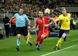 """Ambasada Suediei din Bucuresti """"ameninta"""" Romania inaintea meciului direct din preliminarii EURO 2020"""