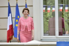 Ambasadoarea Frantei in Romania: Faptul ca aveti o femeie prim-ministru va genera ambitii pentru femei in politica
