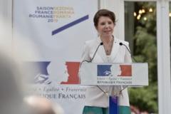 Ambasadoarea Frantei la Bucuresti: Presedintele meu n-a criticat NATO, ci doar a cerut consens politic