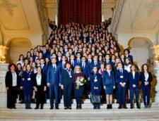 Ambasador astazi - Conferinta internationala Lauder de diplomatie si afaceri globale dedicata elevilor din Bucuresti si Israel - editia a 7-a