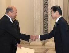 Ambasadorii Egiptului, Japoniei si Poloniei, primiti la Cotroceni
