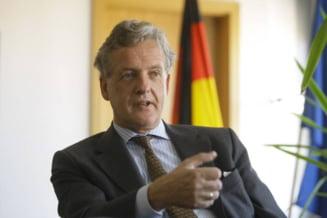 Ambasadorul Germaniei: Se impune ca MCV sa ramana in vigoare