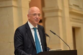Ambasadorul Germaniei ne cere sa continuam lupta anticoruptie si consolidarea statului de drept. De asta depind investitiile nemtilor