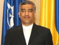 Ambasadorul Iranului la Bucuresti, chemat in audienta la MAE