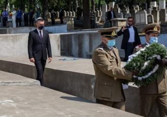 """Ambasadorul Israelului , reactie la declaratiile senatorului AUR, Sorin Lavric: """"Sunt profund mahnit de elogierea unor criminali de razboi"""""""