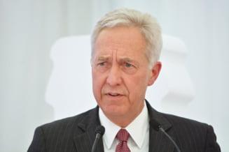 Ambasadorul Klemm: Comunicatul Departamentului de Stat nu ar trebui sa fie o surpriza