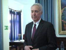 Ambasadorul Klemm se bucura de decizia CCR, in cazul Codului de Procedura Penala