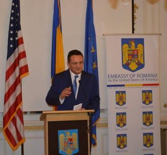 Ambasadorul Maior ii da replica lui Codrin Stefanescu: Nu ma intereseaza nicio functie publica sau politica