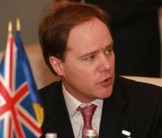 Ambasadorul Marii Britanii: Sper ca acordul de coabitare intre Ponta si Basescu ramane in vigoare
