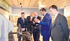 Ambasadorul Poloniei la Bucuresti, vizita in judet
