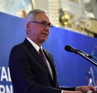 Ambasadorul SUA: Ar trebui sa va ingrijoreze ca R. Moldova este inaintea Romaniei in ceea ce priveste climatul de business