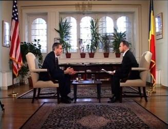 Ambasadorul SUA: Eliminati politica si Guvernul din companiile energetice!