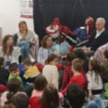 Ambasadorul SUA, Hans Klemm, ii incurajeaza pe parinti sa-si indemne copiii sa citeasca