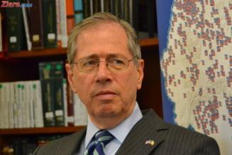 Ambasadorul SUA, Mark Gitenstein - ce admira si ce nu-i place la romani