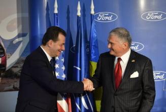 Ambasadorul SUA: Romania are nevoie de lideri vizionari, precum Iohannis si Orban
