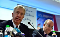 Ambasadorul SUA: Romania incepe sa fie recunoscuta international ca model in lupta anticoruptie