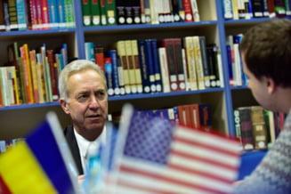 Ambasadorul SUA: Romaniei ii lipseste o viziune pentru viitor