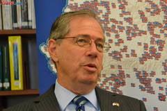 Ambasadorul SUA: Sunt ingrijorat ca alegerile pot dezbina poporul roman