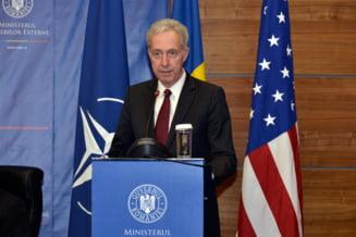 Ambasadorul SUA, despre scutul antiracheta de la Deveselu: Nu este indreptat impotriva Rusiei