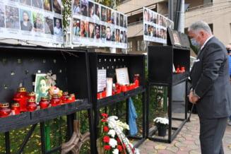 """Ambasadorul SUA, la Colectiv: Nu trebuie sa uitam mesajul """"Coruptia ucide"""". Le datoram acest lucru celor care au murit si celor care au fost raniti"""