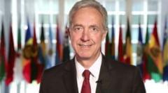 Ambasadorul SUA Hans Klemm se INTALNESTE cu premierul Tudose la Palatul Victoria