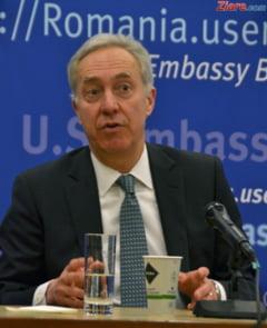 Ambasadorul SUA arata cat de strans e legata lupta anticoruptie de investitiile americane