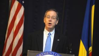Ambasadorul SUA in Bucuresti: Romania trebuie sa continue reformele