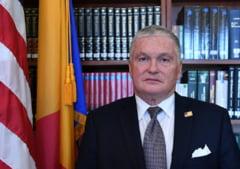 """Ambasadorul SUA in Romania: In urma cu doua saptamani, am fost martorii unui proces electoral care a continuat sa puna distanta intre natiune si """"baronii-talhari"""""""