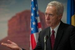 Ambasadorul SUA la Bucuresti: Romania a coborat sub Moldova in clasamentul usurintei cu care se fac afaceri