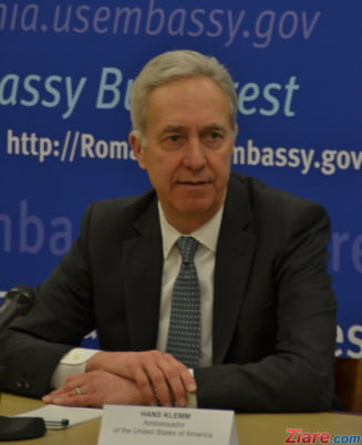 Ambasadorul SUA la Bucuresti explica de ce Iranul e inca un pericol. Despre Deveselu, propaganda si Crimeea