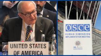 Ambasadorul SUA la OSCE: Suntem preocupati de modificarile aduse legislatiei si sistemului judiciar din Romania