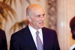 """Ambasadorul Taubman: """"Am vorbit in calitate de prieten al Romaniei"""""""