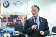Ambasadorul UK la Bucuresti: Rusia trebuie sa-si respecte vecinii si sa elibereze marinarii