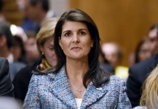Ambasadorul american la ONU avertizeaza: SUA sunt pregatite de noi lovituri in Siria