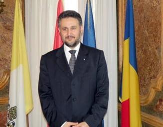Ambasadorul roman la Chisinau cere ca Romania sa nu devina obiect al campaniei electorale