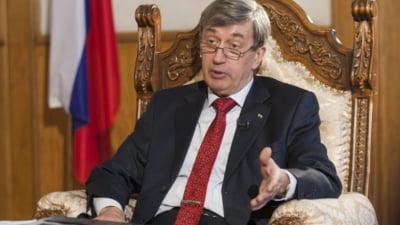 Ambasadorul rus, convocat la MAE in legatura cu declaratiile purtatorului de cuvant al Ministerului de Externe de la Moscova