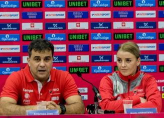 Ambros Martin, despre reactia uluitoare a Cristinei Neagu si ce se asteapta de la semifinala cu Rusia