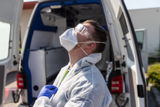 Ambulanta pentru pacientii infectati cu coronavirus, asamblata in Cluj