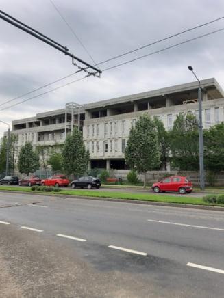 Ambulatoriul Integrat al SJU Vaslui, aproape de finalizare