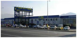 Amenajarea noului Leroy Merlin din Brasov, la faza obtinerii avizului de la Circulatie